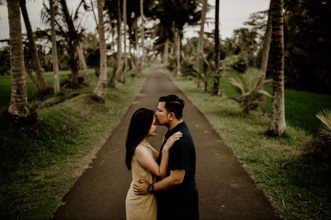 Adit & Caca Prewedding by AKSA Creative - 022