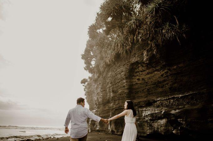Adit & Caca Prewedding by AKSA Creative - 031