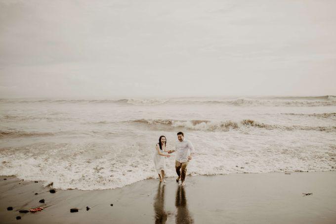 Adit & Caca Prewedding by AKSA Creative - 042