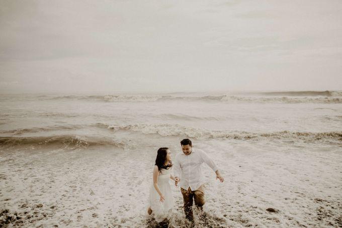Adit & Caca Prewedding by AKSA Creative - 043