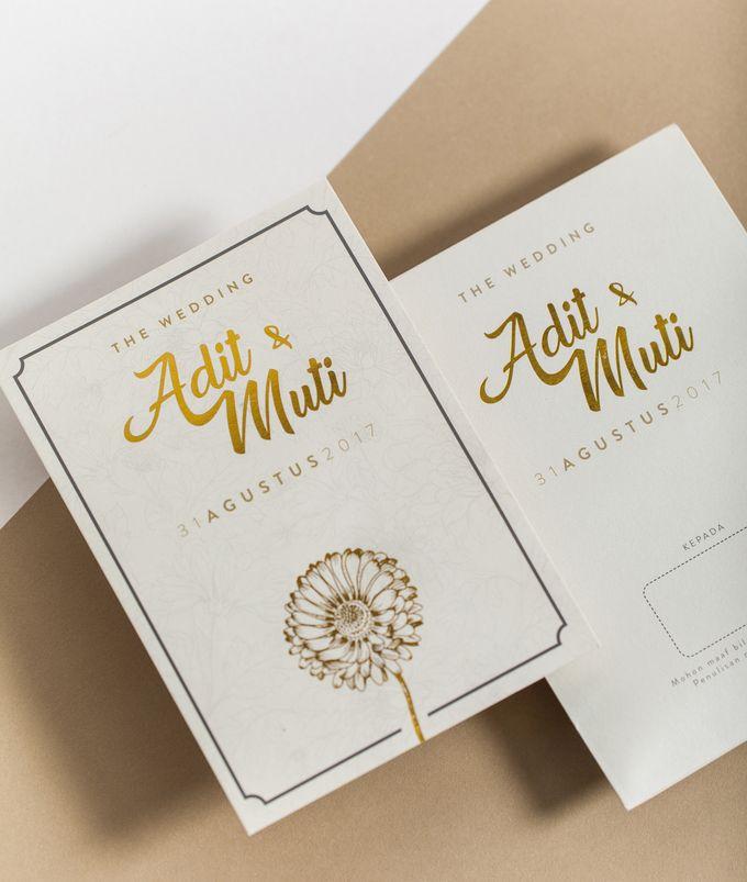 Adit & Muti by Nau Studio - 002