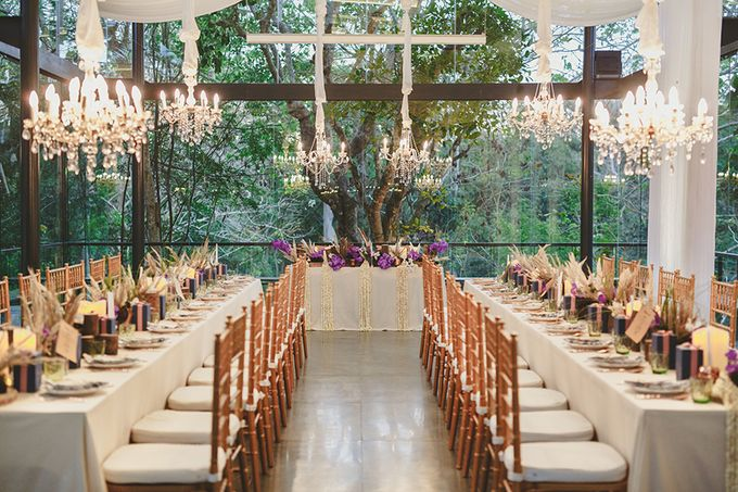 Sundanese Traditional wedding at The Glass House by Tirtha Bridal - 011