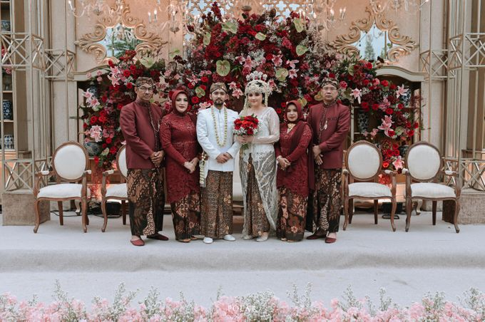 THE WEDDING OF TIRANI & YUZIN by THE HIVE BUMI PANCASONA - 008