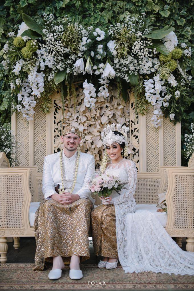 The Wedding Tamara & Martin 29 June 2019 by Sheraton Bandung Hotel & Towers - 001