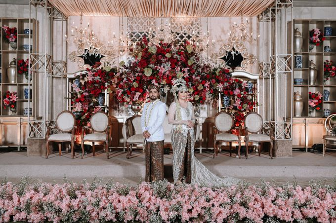 THE WEDDING OF TIRANI & YUZIN by THE HIVE BUMI PANCASONA - 020