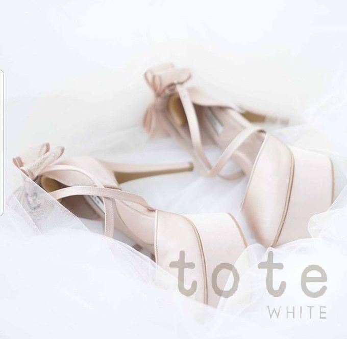 Tote White Portfolios by toteshoes - 001