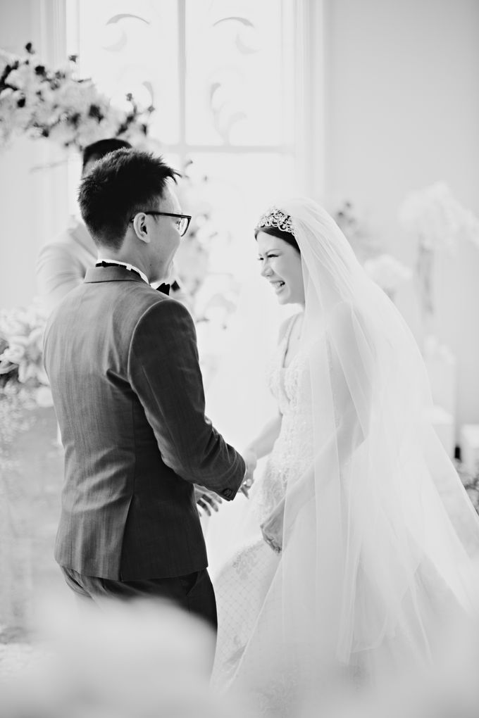 Wedding of Angga & Andrea by Treesia Makeup Artist - 005