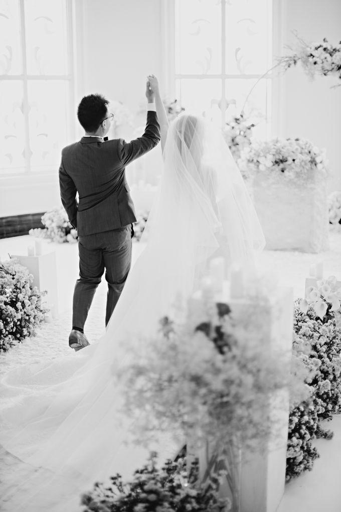 Wedding of Angga & Andrea by Treesia Makeup Artist - 006