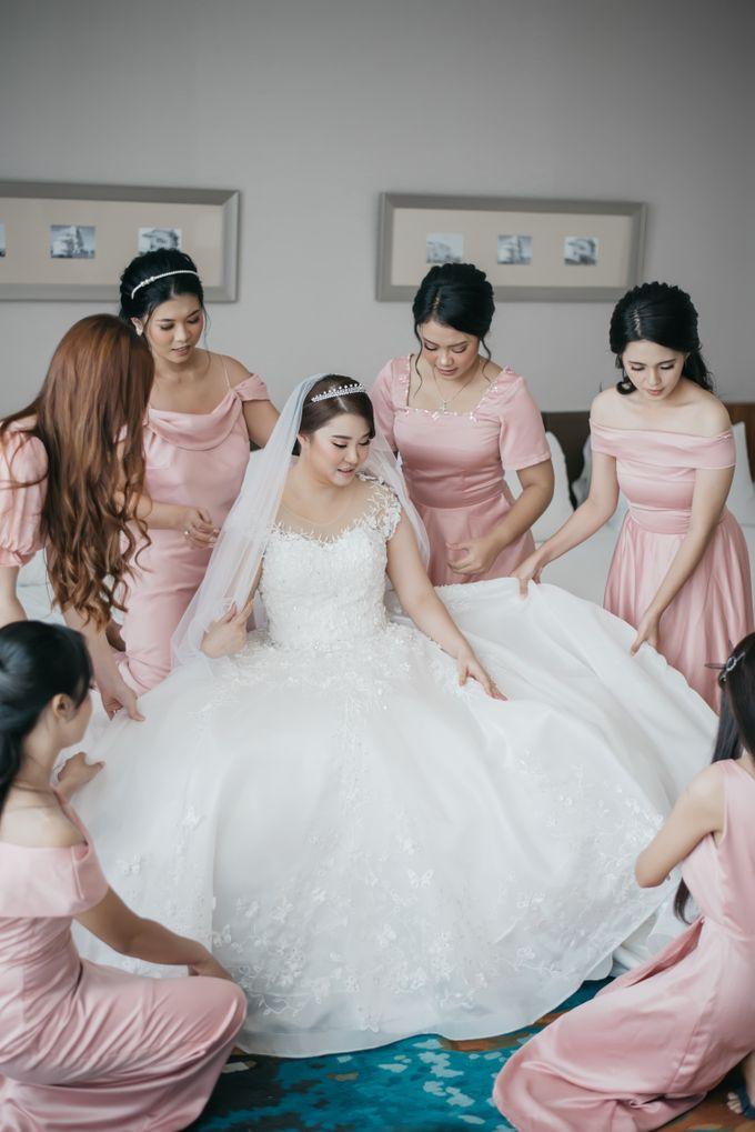 Evan & Brigita Wedding at Hilton by PRIDE Organizer - 004