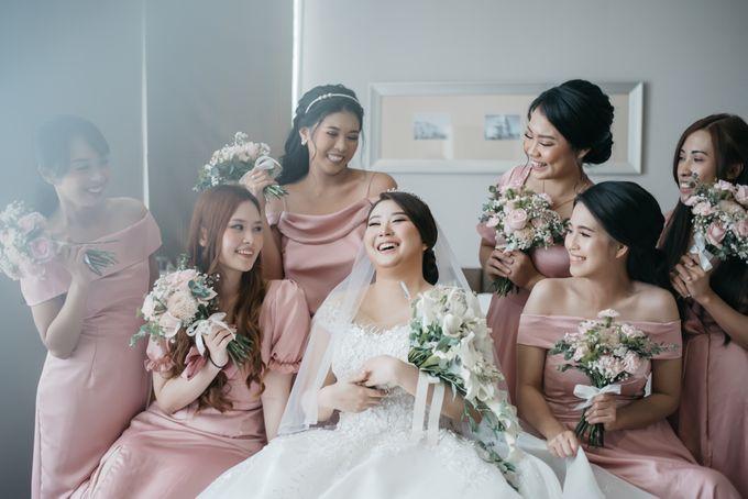 Evan & Brigita Wedding at Hilton by PRIDE Organizer - 007
