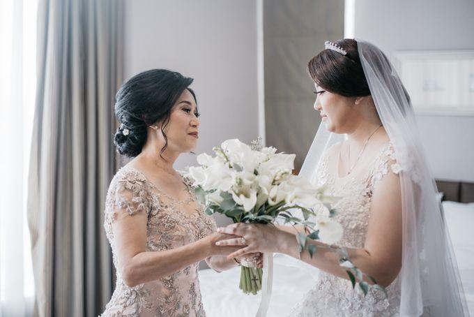Evan & Brigita Wedding at Hilton by PRIDE Organizer - 008