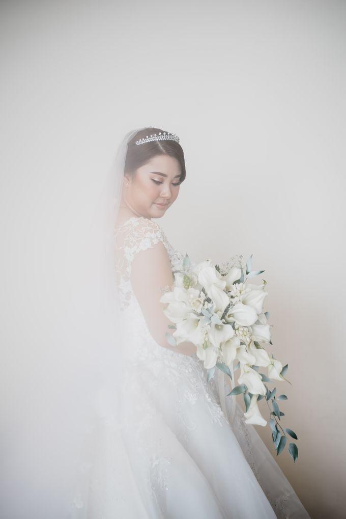 Evan & Brigita Wedding at Hilton by PRIDE Organizer - 009