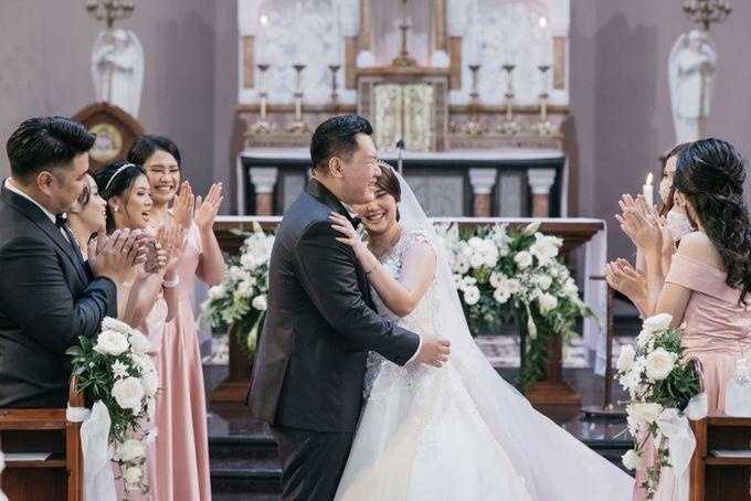 Evan & Brigita Wedding at Hilton by PRIDE Organizer - 019