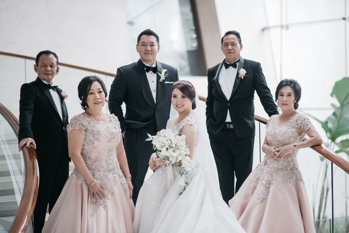 Evan & Brigita Wedding at Hilton by PRIDE Organizer - 017