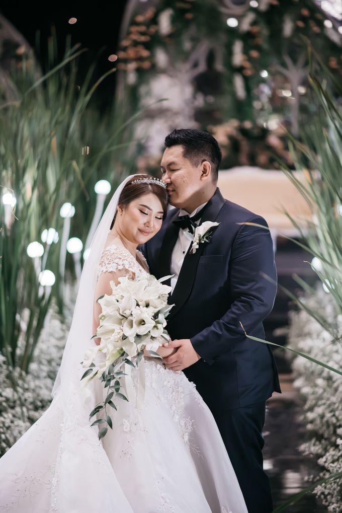 Evan & Brigita Wedding at Hilton by PRIDE Organizer - 020