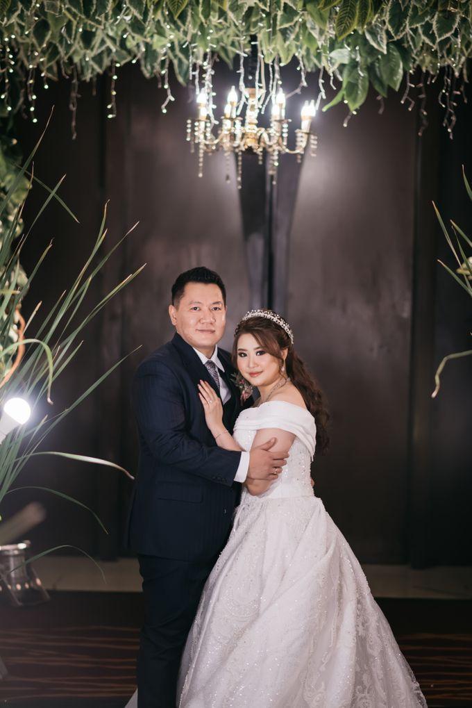 Evan & Brigita Wedding at Hilton by PRIDE Organizer - 026
