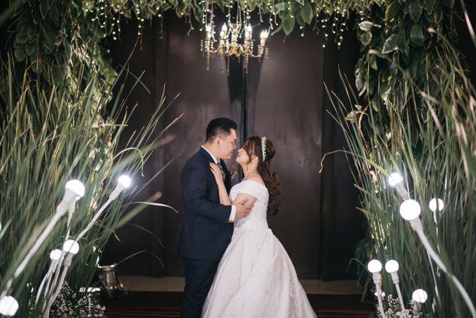 Evan & Brigita Wedding at Hilton by PRIDE Organizer - 025