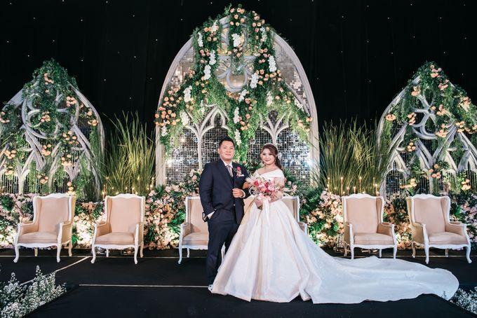 Evan & Brigita Wedding at Hilton by PRIDE Organizer - 023