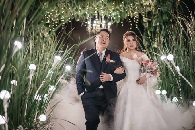 Evan & Brigita Wedding at Hilton by PRIDE Organizer - 027
