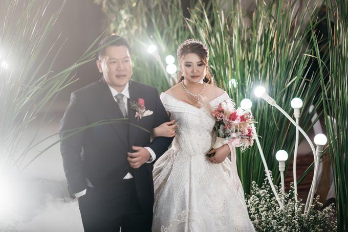 Evan & Brigita Wedding at Hilton by PRIDE Organizer - 024