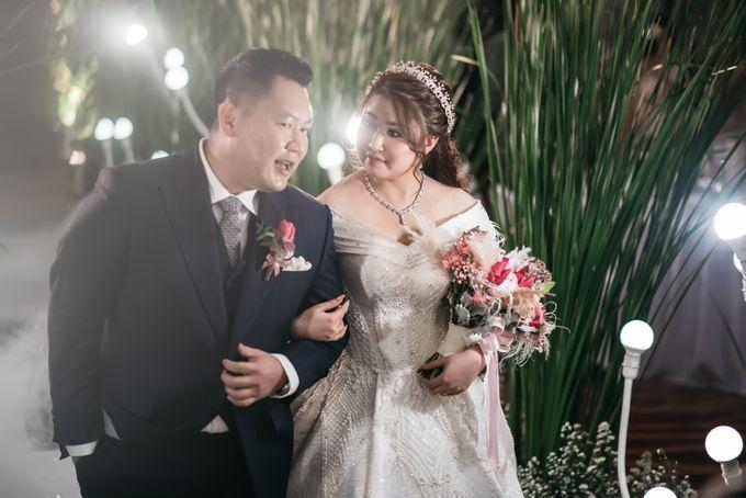 Evan & Brigita Wedding at Hilton by PRIDE Organizer - 022
