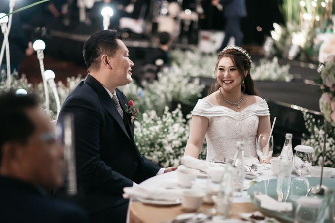 Evan & Brigita Wedding at Hilton by PRIDE Organizer - 029