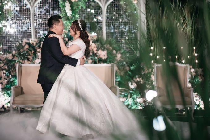 Evan & Brigita Wedding at Hilton by PRIDE Organizer - 028