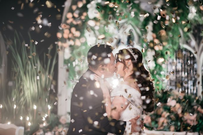 Evan & Brigita Wedding at Hilton by PRIDE Organizer - 030