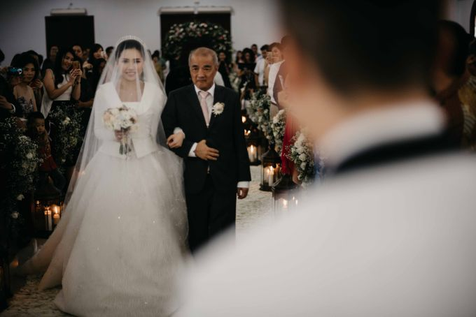 The Wedding of Michael Alinskie & Sherly Fausta by TurquoiSe Organizer - 002
