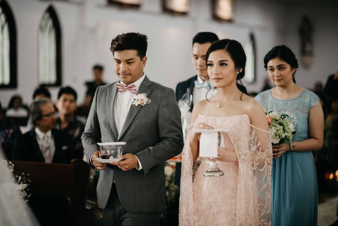The Wedding of Michael Alinskie & Sherly Fausta by TurquoiSe Organizer - 003