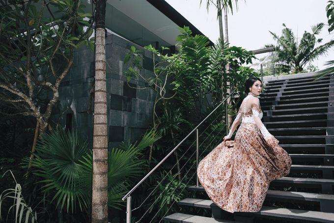 Minangkabau Traditional wedding set up at The Glass House by Tirtha Bridal - 019