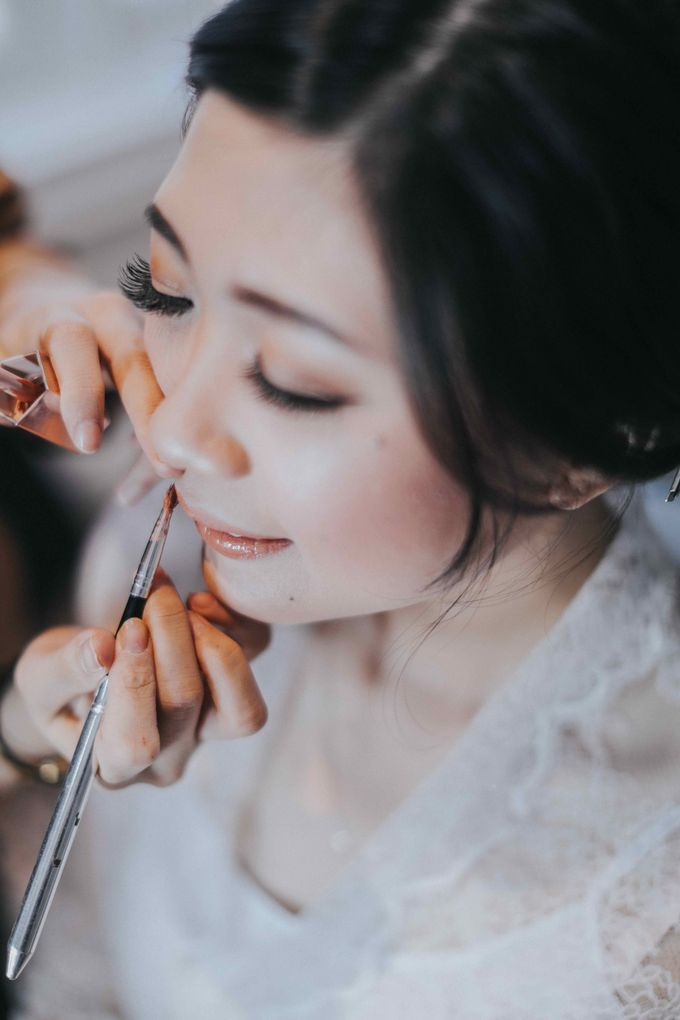 Nicko & Devina wedding by Lumilo Photography - 003