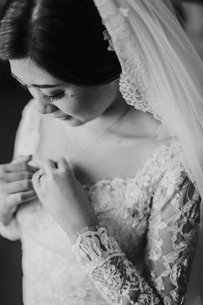 Nicko & Devina wedding by Lumilo Photography - 011