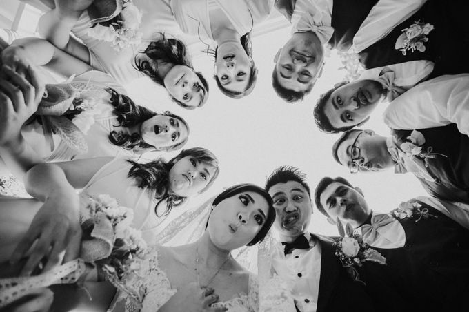 Nicko & Devina wedding by Lumilo Photography - 013