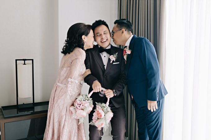 Wedding of Angga & Andrea by FROST Event Designer - 010