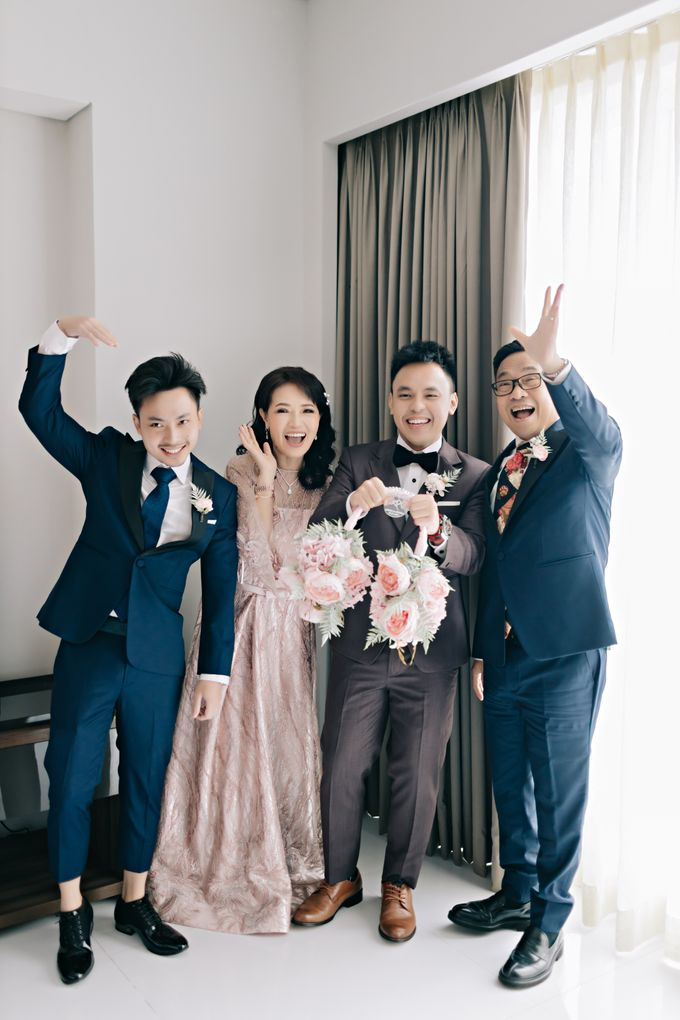 Wedding of Angga & Andrea by FROST Event Designer - 011