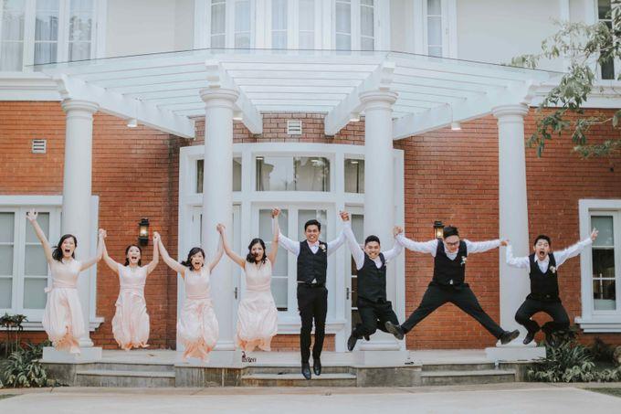 Nicko & Devina wedding by Lumilo Photography - 016