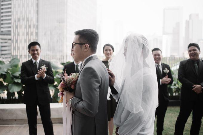 Adriandie & Meiska Wedding by PRIDE Organizer - 006