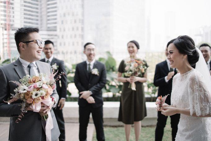 Adriandie & Meiska Wedding by PRIDE Organizer - 012