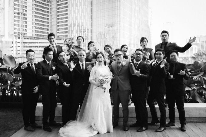 Adriandie & Meiska Wedding by PRIDE Organizer - 014