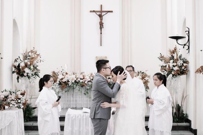 Adriandie & Meiska Wedding by PRIDE Organizer - 016