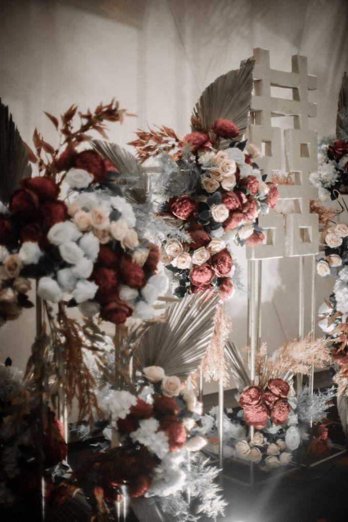 Adriandie & Meiska Wedding by PRIDE Organizer - 017