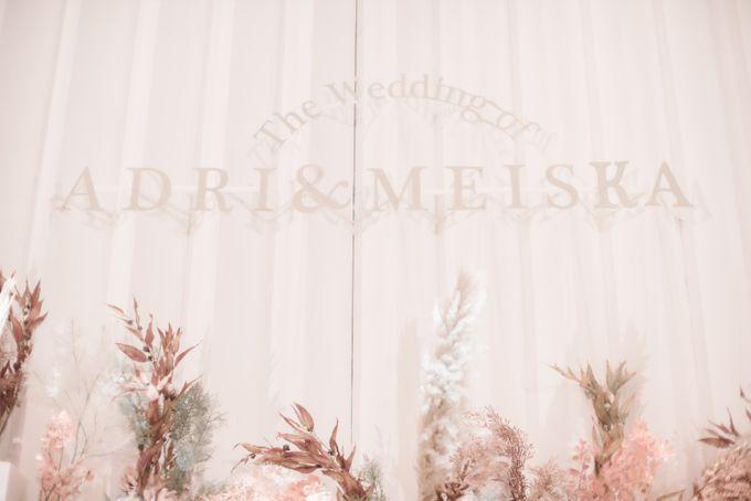 Adriandie & Meiska Wedding by PRIDE Organizer - 018