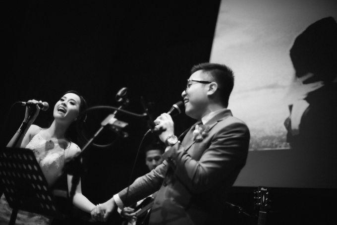 Adriandie & Meiska Wedding by PRIDE Organizer - 028