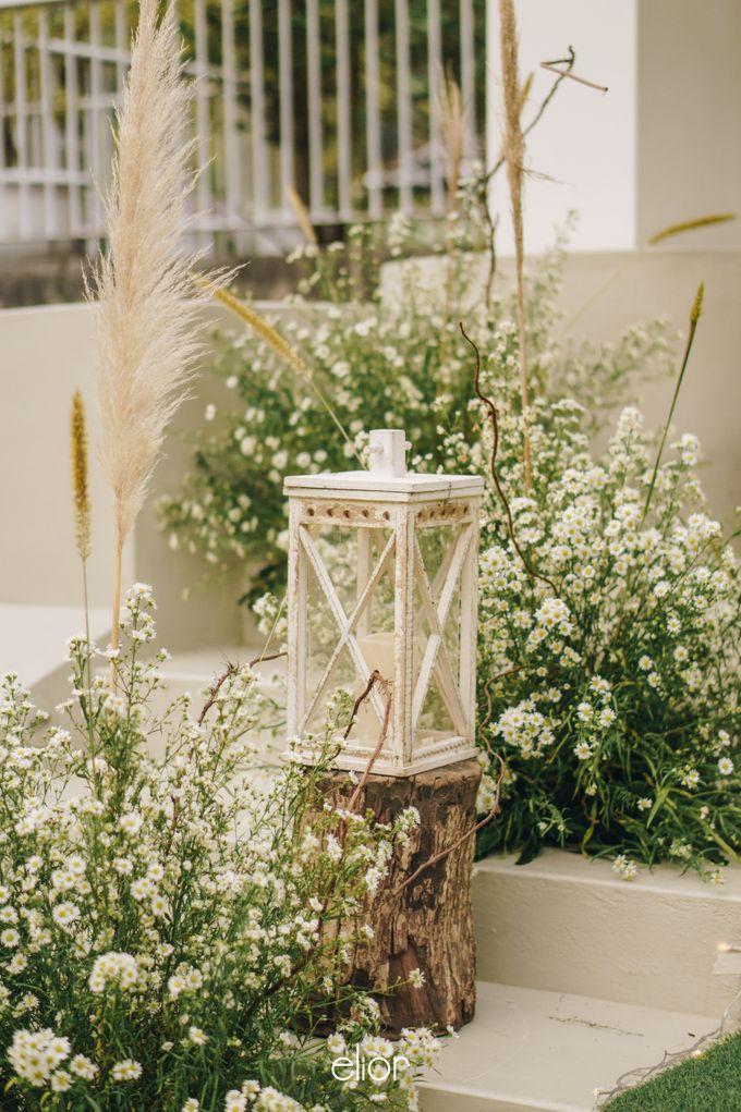 The Wedding of Adrian & Viola by Elior Design - 017