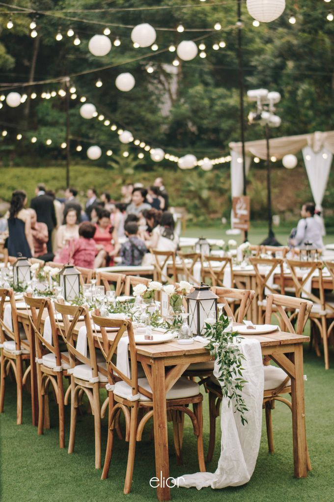 The Wedding of Adrian & Viola by Elior Design - 019
