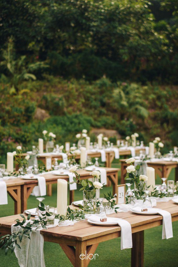 The Wedding of Adrian & Viola by Elior Design - 022