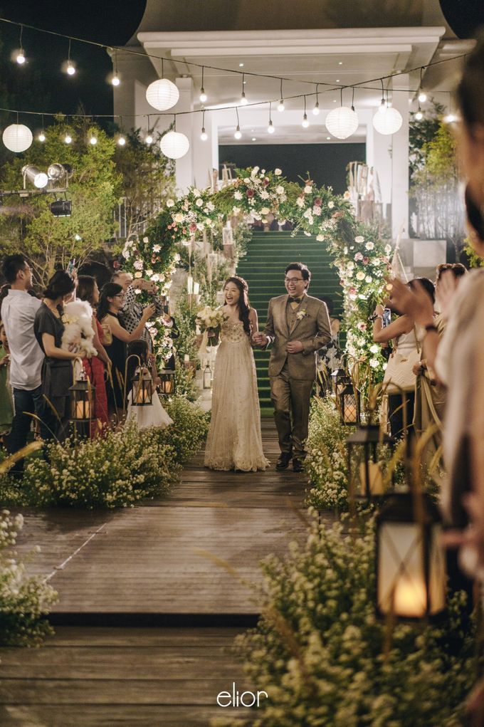 The Wedding of Adrian & Viola by Elior Design - 024