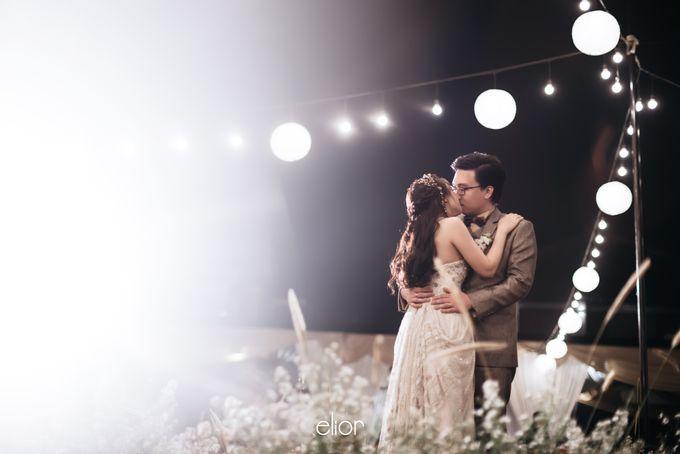 The Wedding of Adrian & Viola by Elior Design - 025