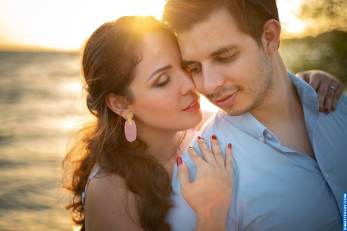 Engagement photography by Dimas Frolov - 003